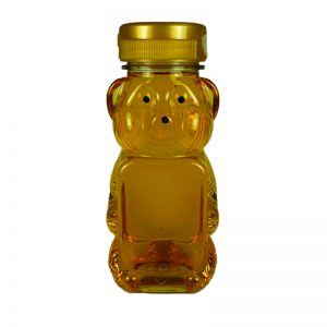 8 oz. Panel Bear Bottle